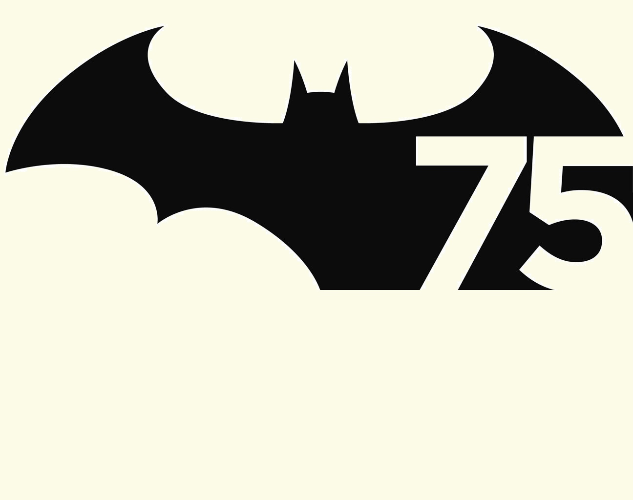 75 ans de Batman.