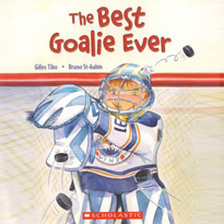 The best goalie ever