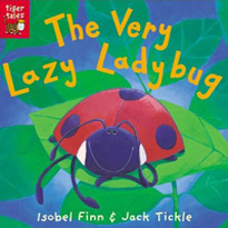 The very lazy ladybug