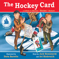 The hockey card