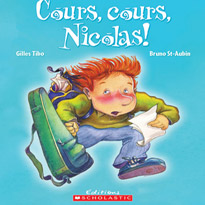 Cours, cours, Nicolas!